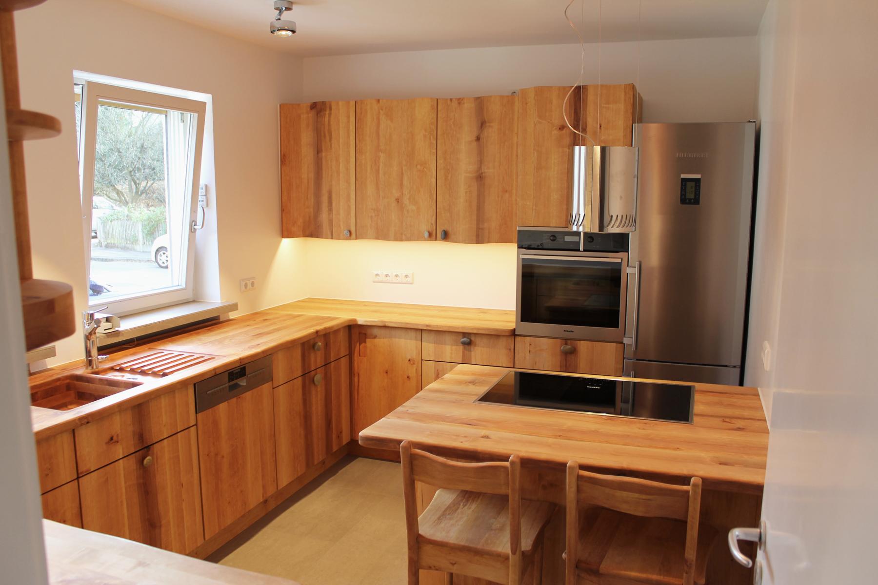 Küchen-Beispiele  i-tüpfele