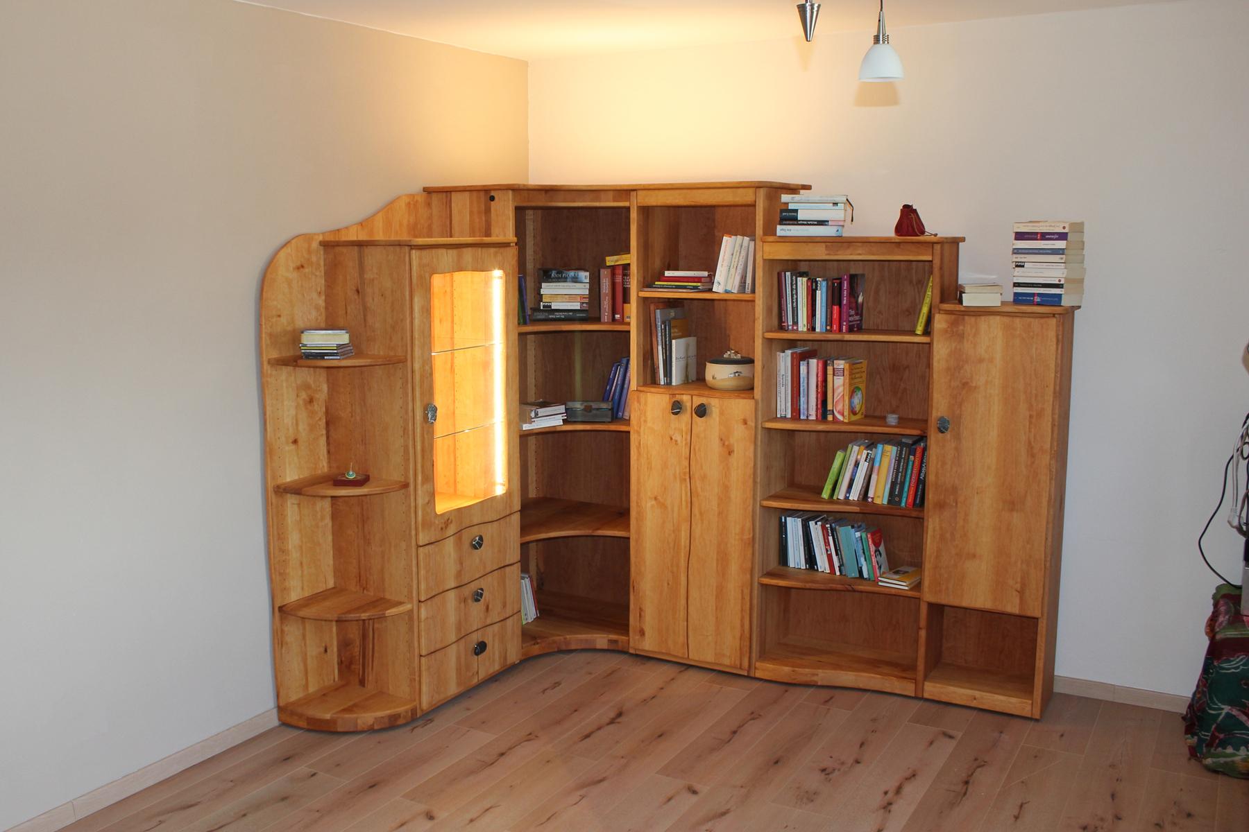 Eckschrank Wohnzimmer Buche – Caseconrad.com